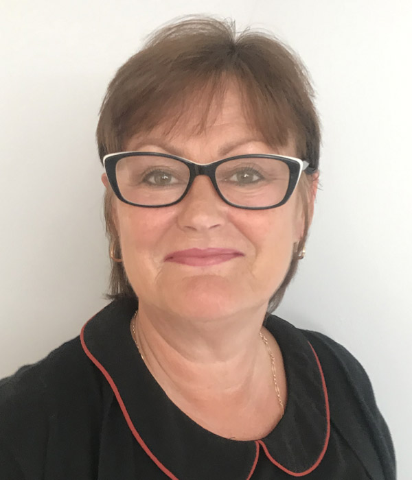 Lorraine Goucher / Case Manager, BA Hons Social Work